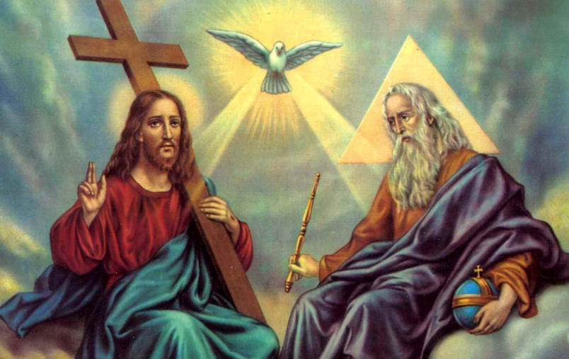 Solemnity of the Most Holy Trinity Year C