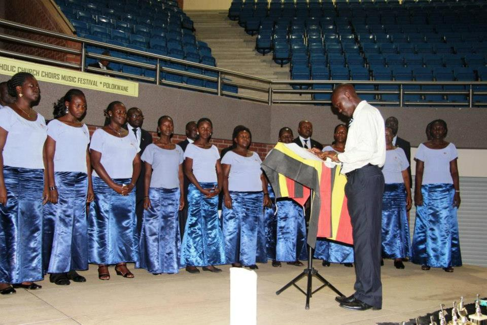 Our Lady of Africa Choir - Our Lady of Africa Parish, Mbuya