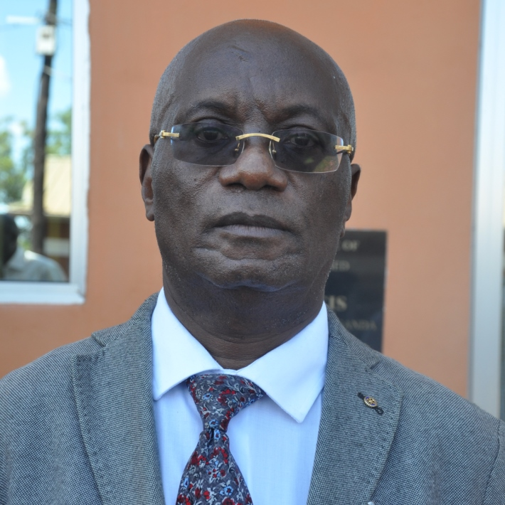 Mr. Deus Rutazaana - Chairman Parish Council